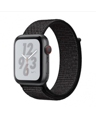 Correa Applewatch Nylon Bucle Negra 38mm / 40mm