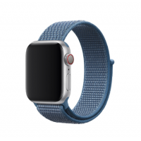 Correa Applewatch Nylon Bucle Azul 38mm / 40mm