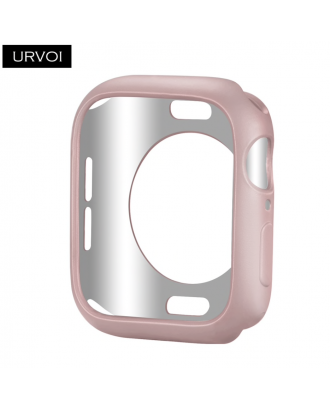 Protector Silicona Para Applewatch Rose 40mm