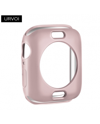 Protector Silicona Para Applewatch Rose 44mm