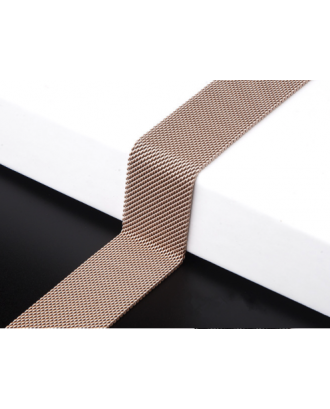 Correa AppleWatch Milanese Magnetica Acero Gold 38mm  / 40mm