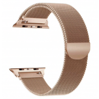 Correa AppleWatch Milanese Magnetica Acero Gold 42mm / 44mm