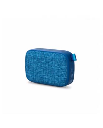 Parlante Bluetooth Fabric Box 1+ Energy Sistem Blueberry