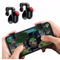 Gatillos  Celular PUBG Fortnite Shooters Red Dots Baseus
