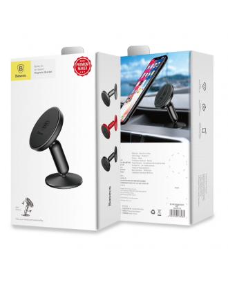 Soporte Magnetico Celular Premium Bullet Baseus Negro