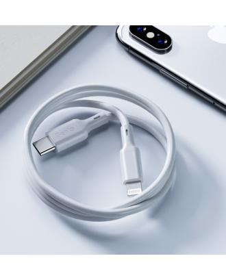 Cable carga rápida USB-C a Carga iPhone iPad Benks M13