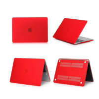 Carcasa Macbook Air 13 2018-2020 Modelo A1932 - A2179 Roja