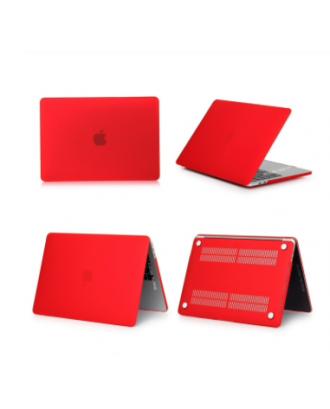 Carcasa Macbook Air 13 2018-2020 Modelo A1932 - A2179 Roja