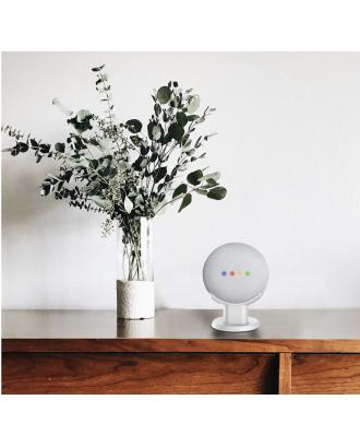 Soporte Escritorio Google Home Mini Blanco
