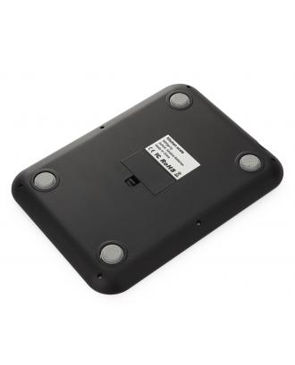 Pesa Balanza Digital De Cocina Aluminio 10Kg Resistente al Agua
