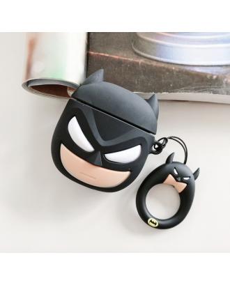 Protector Silicona Para Airpods Bluetooth Diseños 01