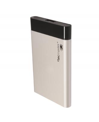 Cofre Disco Duro Notebook 2.5 USB 3.0 Aluminio