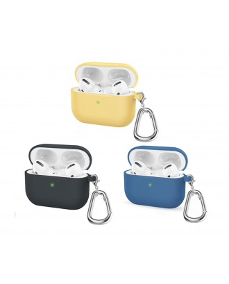 Protector Silicona Airpods Pro Bluetooth Colores