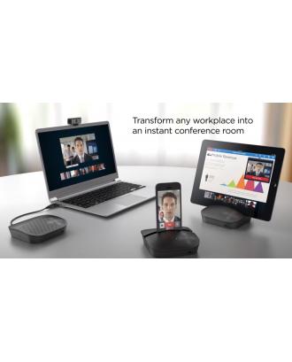 Altavoz Omnidireccional Videoconferencias Bluetooth Logitech P710E