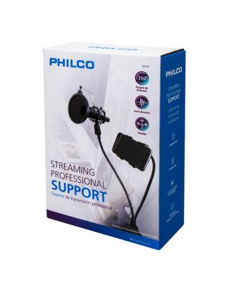 Kit Soporte Streaming Anti Vibración Para Microfono y Celular Tik Tok