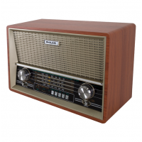 Radio Retro Vintage Bluetooth USB MP3 VT500