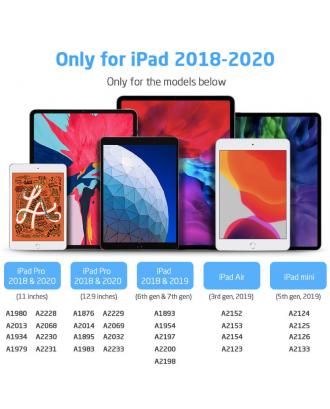 Lapiz Táctil Dibujo Capacitivo iPad Sexta Generación 2018 2020 ESR