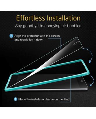 Lamina Vidrio Templado iPad Pro - Air - New iPad 9.7 - iPad 10.2 Facil Instalacion
