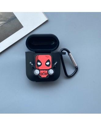 Protector Silicona Para Airpods Bluetooth Diseños 02