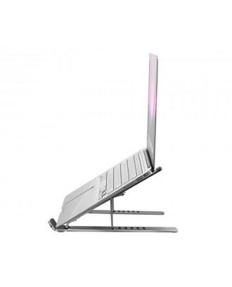 Base Apoyo Aluminio Plegable Macbook Notebook