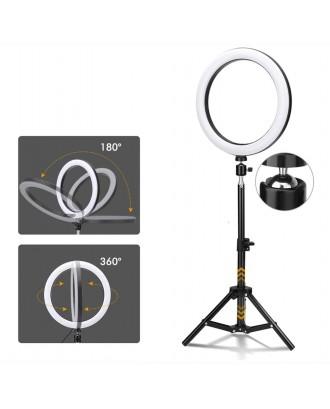 Aro de Luz Selfie 20CM tripode 1.6MT Regulable Tik Tok
