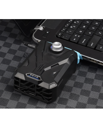 Ventilador Extractor Notebook Gamer Usb Externo Led