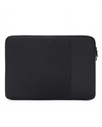 Funda Macbook Pro 15 / 16 Touchbar Negra Acolchada