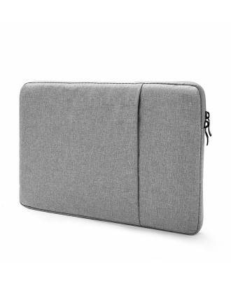 Funda Macbook Pro 15 / 16 Touchbar Gris Acolchada