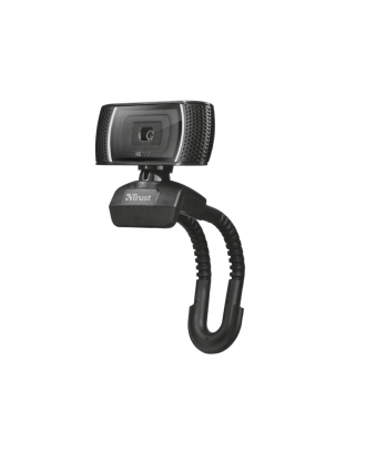 Webcam HD 720P REAL USB PC Notebook Macbook Microfono Inc Trino Trust