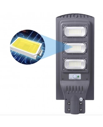 Luz Led Exterior Solar Jardin Calle Plazas 60W 15000mah