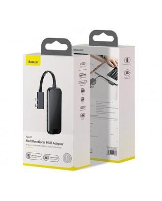 Docking USB-C Doble Baseus 8 en 1 MacBook Pro Touchbar Air 2018 4k