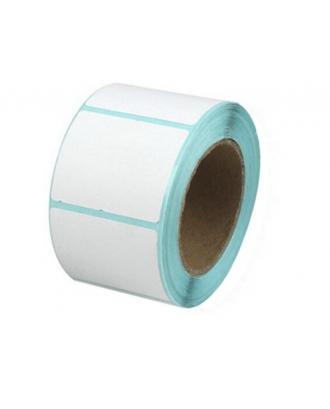 Papel Adhesivo 30x40mm Para Impresoras Térmicas