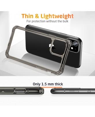 Carcasa iPhone 11 Ultraresistente Air Armor Clear Black ESR