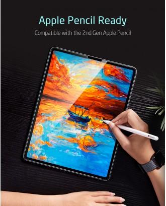 Vidrio Templado iPad Pro 12.9 2018-2020  Facil Instalacion ESR