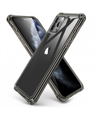 Carcasa iPhone 11 Pro Ultraresistente Air Armor Clear Black ESR