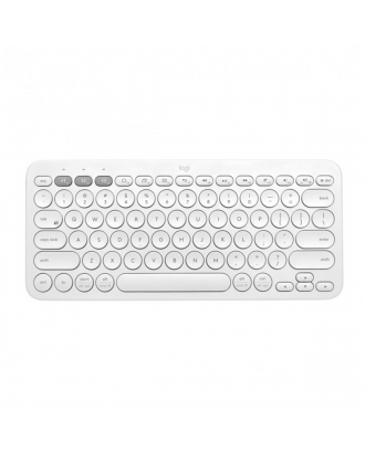 Teclado Bluetooth Notebook MacBook Logitech K380 Multidispositivos