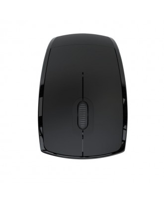 Mouse Inalambrico Arc Plegable KlipX KMW-375BK