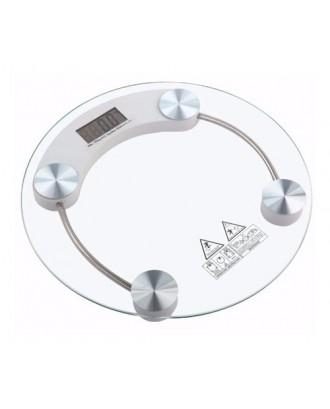 Pesa Balanza Digital Personal Baño Vidrio Templado 150Kg