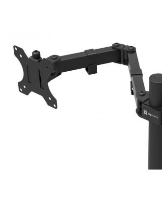 Soporte Articulado Doble Monitor 13 a 27 Pulgadas Klipx KPM-310