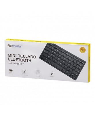 Teclado bluetooth para macbook notebook iMac tablets Negro Tecmaster