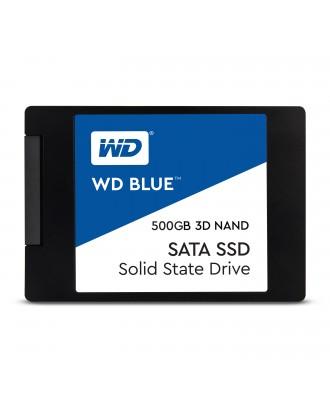 Disco Duro Estado Solido SSD Western Digital Blue 500GB