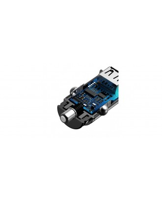 Cargador Auto Rapido Doble Baseus 30W PD QC 4.0
