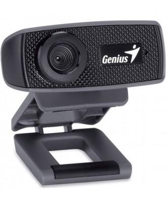 Webcam HD USB PC Notebook Macbook Microfono Inc Genius 1000X