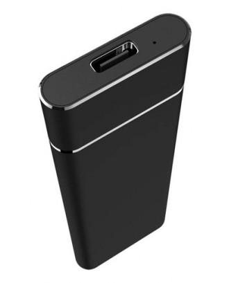 Cofre SSD NGFF M2 2280 USB-C Aluminio