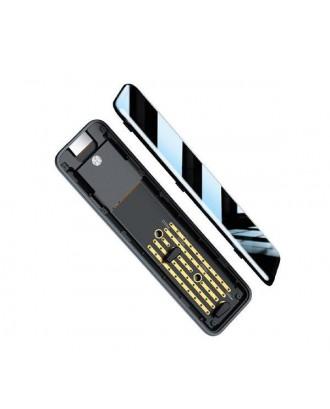 Cofre SSD NGFF M2 MSATA 2280 Usb 3.0 - Microusb