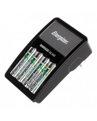 Cargador Pilas+ 2 Pilas AA NiMh 1300mAh Energizer