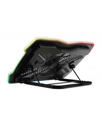 Ventilador Notebook Gamer RGB 13 / 17 Pulgadas Trust Aura GXT1126
