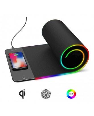 Mousepad Gamer Carga Inalambrico Philips L604 RGB Momentun