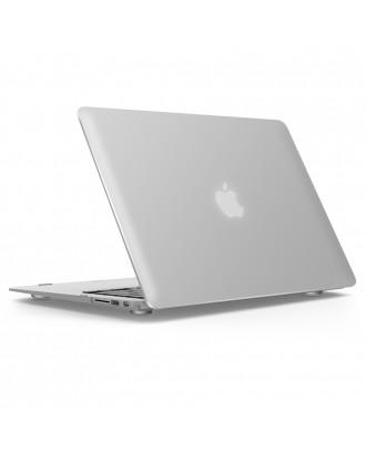 Carcasa + Protector Teclado Macbook Air 13/13.3 A1466 Transparente Premium Ibenzer