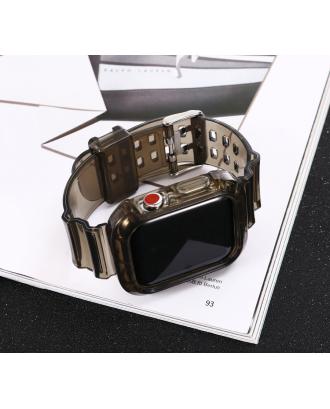 Correa Para Applewatch 42mm / 44mm Vintage B Negra